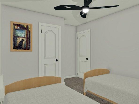 Bedroom 3a